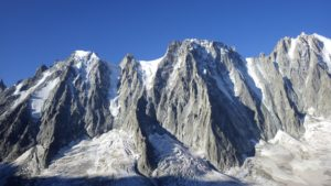 Stage Alpinisme Grandes voies Granite Chamonix @ Chamonix