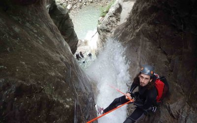 Canyoning 2016 : Alpes Juliennes, Ita et Slo