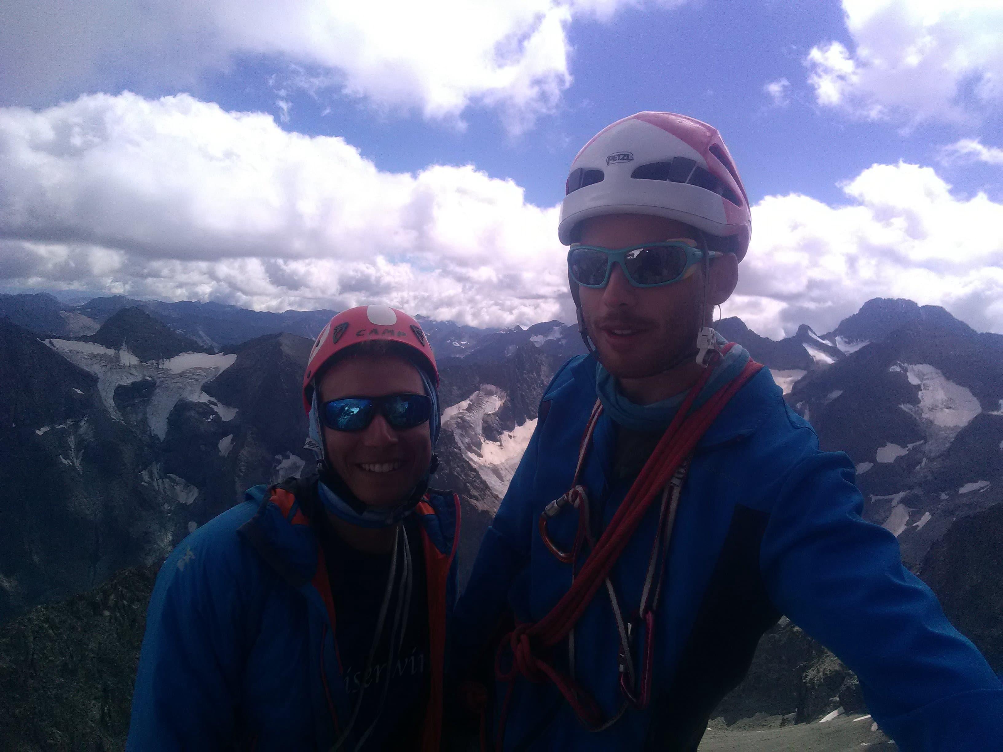 Sortie Alpinisme Aout 2018