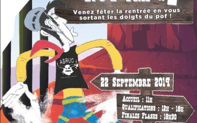 MandelA'S RUC Trip #2 – Open de Difficulté – 22 Septembre 2019