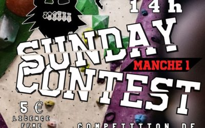 Sunday Contest – Manche n°1 – Dimanche 24 Novembre 2019