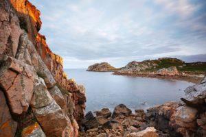 Cette semaine c'est falaise : Séjour escalade jeunes à Morlaix (Bretagne) @ Morlaix